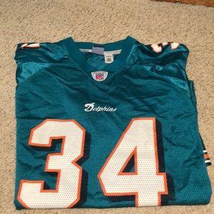 NFL Ricky Williams Jersey